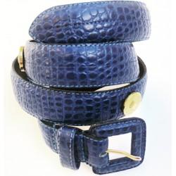 ceinture en cuir vintage