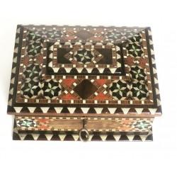 mosaic jewel box
