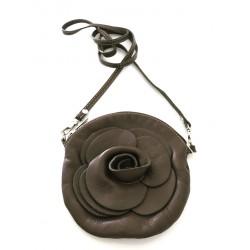 leather vintage bag