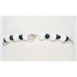 rock-cristal bracelet