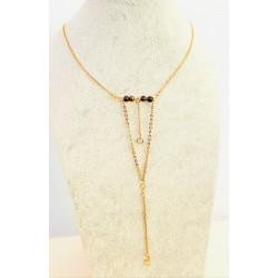 eye tiger necklace