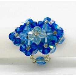 crystal swarovski ring